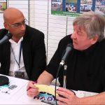 Carl JAMES, Magicien, au Village Tout Public du Grand Prix d'Isbergues 2015