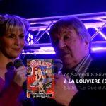 Interview de Kéty LUCY, Artiste de la Tournée 2016 spéciales années 60 à 80