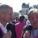 Interview de Monsieur Michel DAGBERT Président du Conseil Départemental du Pas de Calais