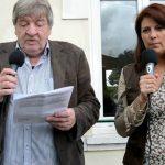Opération Fleurir le Pas de Calais, Mercredi 22 juin 2016, Conférence de presse, Mairie de Houlle