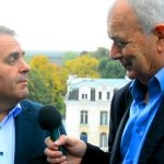 Interview Xavier BERTRAND – Inauguration Siège Mutuelle Just – Valenciennes