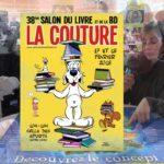 ITW Anne SERNICLAY – 38ème Salon du Livre et de la BD – La Couture – 18/02/2018