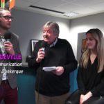 Visite des locaux de l'Ecole – Portes Ouvertes ISCID-CO ULCO – Dunkerque – 10/02/2018
