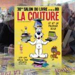 ITW Mr ANONYME et Géraldine ARBON – 38ème Salon du Livre et de la BD – La Couture – 18/02/2018