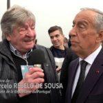 ITW Marcelo REBELO DE SOUSA – Centenaire Bataille de la Lys – Richebourg – 09/04/2018