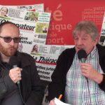 Interview de Monsieur Eric FRANCART Animateur des ventes journal l'Observateur