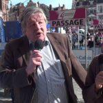 Interview de Monsieur Henry Duez ancien coureur cycliste professionnel et de Monsieur Louis PERRIER