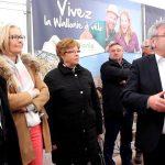 Signature d'une convention de partenariat entre Wallonie Bruxelles Tourisme et l'Office de Tourisme de Berck-Sur-Mer