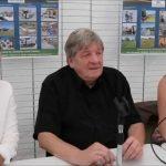 Stéphanie PONSEEL & Valérie SENECAT au Village Grand Public du Grand Prix d'Isbergues 2015