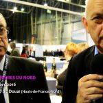 Interview Georges FLAMENGT – Congrès des Maires du Nord – Douai Gayant Expo