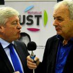 Interview de Monsieur Bertrand PETIT – Salon Entreprises et Territoires – SCENEO
