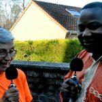 Interview Marie José, marcheuse de l'association LM Petits Pas