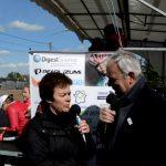 Interview de Madame Valérie POUILLARD Présidente du club de cyclistes d'Armentières