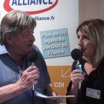 Interview de Madame Christine LEVEAU Réseau Alliance Intérim