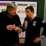 Interview de Monsieur Sylvain LAGACHE – 22ème Journée Championnat France Futsal D1 – Béthune – 06/05/2017