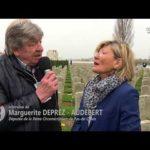 ITW Marguerite DEPREZ-AUDEBERT – Centenaire Bataille de la Lys – Richebourg – 09/04/2018