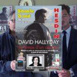 ⚠️ ANNONCE | DAVID HALLYDAY, LE TEMPS D'UN CONCERT – Hesdin – 26/08/2018